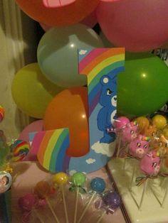 Jezra's Care Bear Party   CatchMyParty.com
