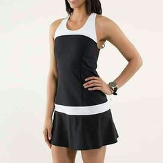 {lululemon} hot hitter dress Great condition. Tags attached. lululemon athletica Dresses