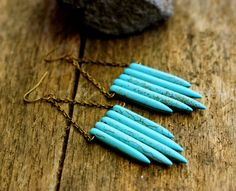Turquoise Spears.