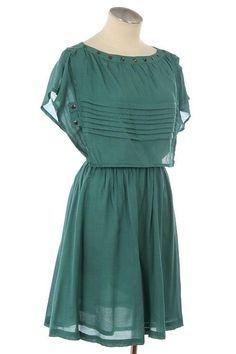 STUD DETAILED WOVEN DRESS-Casual Dresses-casual dresses for juniors,casual dresses,comfort dress,casual elegant dress,designer dresses