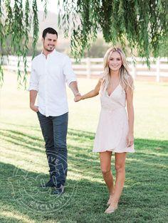 Bachelor's Ben Higgins and Lauren Bushnell Share Sweet Engagement Photos