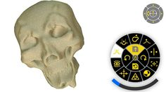 Anatómia órára egy jó koponya? http://leopoly.com/create/?1692