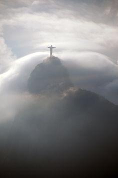 Christ the Redeemer, Corcovado Mountain, Rio de Janeiro, Brazil