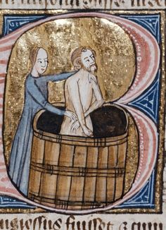 13. That medieval people were always dirty and had terrible personal hygiene. People in the Middle Ages did take baths, and would try to keep clean. Combs and other personal grooming devices were also widely used.