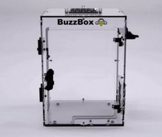 Put Your 3D Printer in a BuzzBox #3DPrinting