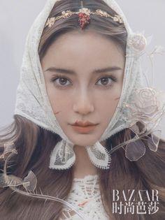 BAZAAR × Angelababy (11/2020) Angelababy, Beauty, Jewelry, Photography, Accessories, Beautiful, Women, Queens, November