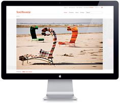 Ecommerce Webshop Design for Studio Tord Boontje by Spinach Design (www.spinachdesign.com).