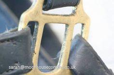 Headcollar close up