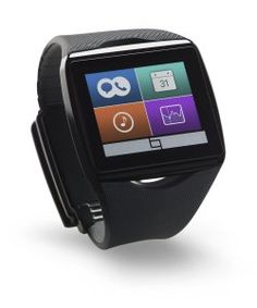 The Qualcomm Toq – Smartwatch for Android Smartphone reflective display is a break-through technology that looks different because it is different. The freedom that mobile devices offer shouldn't be limited by your location. Instead of using a typical backlit display, it leverages the light around it so you can see your screen anywhere. It's the only color smartwatch display that can be seen in any light, so you won't battle the sun to see your important information