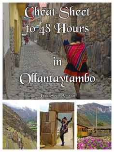 Dating back to the 15th century, Ollantaytambo is one of the best-preserved Inca sites and example of Inca urban planning.