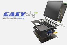 #EasyTechy - In the past, the process of getting the computer repaired were frustrating, annoying and time taking. #ComputerRepairServices  #BestComputerRepairServices
