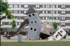 Parques infantiles Monstrum