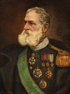 Deodoro da Fonseca, primeiro Presidente da República do Brasil.