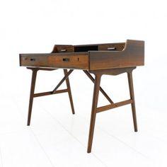 Lady Writing Desk by Arne Wahl Iversen for Vinde Møbelfabrik