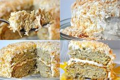 This vegan banana cake is one of my all-time favorites. It's an excellent example of an incredibly moist and dense cake that doesn't include eggs or dairy in the recipe