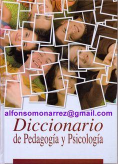LIBROS: DICCIONARIO DE PEDAGOGÍA Y PSICOLOGÍA Libro Grupo ...