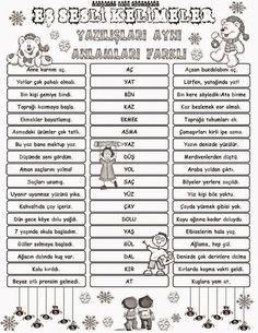 resimli tarif: tdk eş anlamlı kelimeler [14]