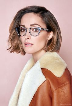 Rose Byrne by Steven Chee for Oroton • 2015