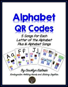 This packet features five songs to go with each letter of the alphabet. The songs for each letter are from: ABC Mouse, Have Fun Teaching, Sesame Street Podcast, Storybots, and KidsTV123. Also included in this packet are 16 other fun alphabet/phonics songs for