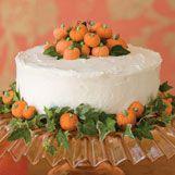 Pumpkin Spice Cake Sandra Lee, yummy made it in 2012 Pumpkin Jelly, Pumpkin Spice Cake, Pumpkin Dessert, Halloween Treats, Halloween Goodies, Halloween Town, Happy Halloween, Pumpkin Recipes, Fall Recipes