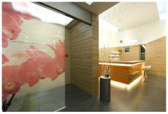 LUZAK Dental Clinic by Joseph Tucny, via Behance