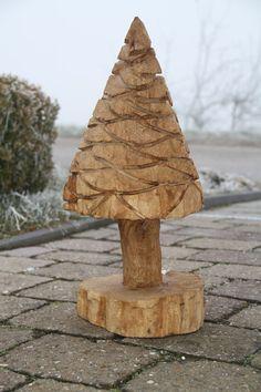 skulpturen deko baum skulptur carving kettensage holzdeko ein designerstuck von ds carving bei dawanda