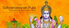 Satyanarayan Puja As the name suggests, this puja is performed for the appeasement of Lord Vishnu or Narayana, the preserver of this whole creation. Satyanarayan Puja is an effective and simple ritual for the current age.   http://shreebalajipujapath.com/services.php?page=Satyanarayan-Puja