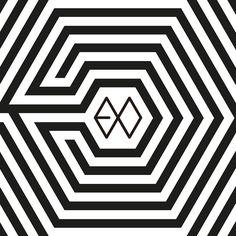 2nd Mini Album  Logo: EXO M