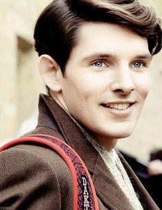 Colin Morgan - WOW Merlin fandom. Wow.