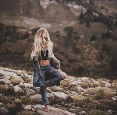boho, free, free spirit, girl, gypsy, hippie, love, meditation