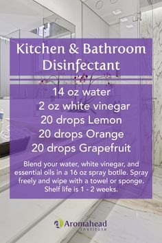 Natural cleaning products are one of the ways I use citrus essential oils in my daily life for immune support. Natural recipes (like this one) help support my immunity in two ways: I am inhaling oils rich in d-limonene as I clean and I am not inhaling tox