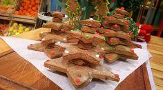 Galletitas de jengibre navideñas por Bárbara Regazzoni