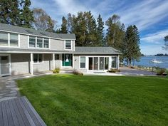 This newly renovated cottage is located on Long Cove on scenic St. George peninsula. Enjoy views of the islands and ocean beyond. No detail has been missed. Join us for a walk through of this magnificent cottage. ...
