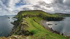Isle of Skye Scotland [4677x2631][OS] (by Colin)   landscape Nature Photos