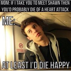 10 Super Fun Shawn Mendes Facts Every True Fangirl Should Commit to Memory Shawn Mendes Tour, Shawn Mendes Memes, Shawn Mendes Imagines, Shawn Mendes Magcon, Funny Quotes, Funny Memes, Jokes, Top Memes, Shawn Mendas