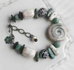 Aqua-Turquoise Bracelet