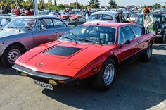 #Lamborghini #Urracco à #Automédon 2015 au Bourget Reportage complet : http://newsdanciennes.com/2015/10/12/grand-format-automedon-2015/ #Voiture #Ancienne #Classiccar #VintageCar