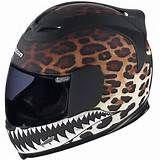 Women's Airframe Sauvetage Helmet - Street Motorcycle - Motorcycle ... This is so sick!!