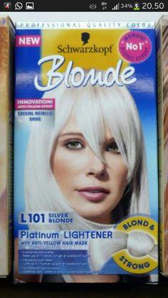 Ehdottomasti tätä hiusväriä tarvisin ja mieluummin 2-3 pakettia.. ♥♥