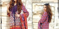Warda Winter Collection 2016-17 With Price http://www.womenclub.pk/warda-winter-collection-2016-17-price.html #Warda #WardaWinter2016 #WardaCollection #WardaCollection2016 #Dresses2017 #Fashion #Dress2016 #Winter2016