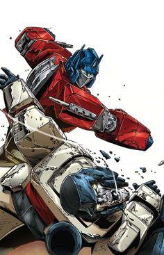 The Transformers Regeneration One TPB Vol 1
