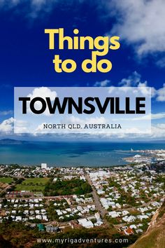 The tropical yet craggy capital of North Queensland is a real hidden gem. Explore 27 things to do in Townsville, QLD. From the Great Barrier Reef, to world war history, beautiful gardens, free swimming pools & water park, plus a trendy city scene - there's a lot to love about Townsville. #townsville #qld #travel #australia Continents And Countries, Kakadu National Park, Coast Australia, Queensland Australia, Australia Travel Guide, New Zealand Travel, Worldwide Travel, Great Barrier Reef, Travel Around The World