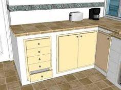 Resultado de imagen para cocinas de concreto y ceramica - Ceramica para cocinas ...