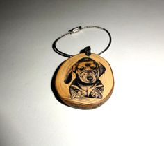 Image discovered by Decryptor Dragon. Find images and videos about etsy, wooden keychain and eco friendly jewelry on We Heart It - the app to get lost in what you love. Wooden Keychain, Dog Keychain, Keychain Images, Magic Wands, Doge, Wood Crafts, Pocket Watch, Jewelry Supplies, Pendants