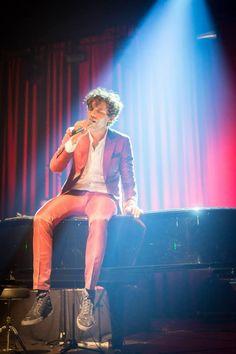 Mika - Mobistar gig, Belgium Sept 18 2014
