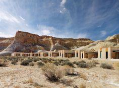 Amangiri Resort in Utah | Joe Fletcher Photography | idesignarch.com