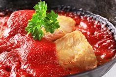 Przepis na rybę curry