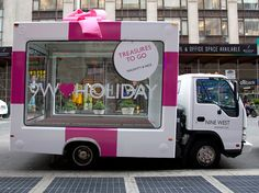 pop up ice cream store - Google Search