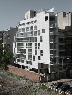 Roosevelt 1910, edificio de viviendas en Buenos Aires