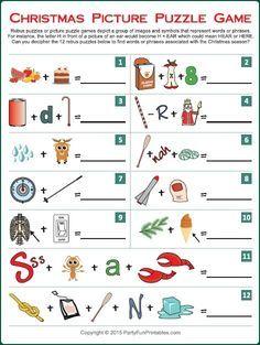 christmas trivia games printable v2 christmas pinterest